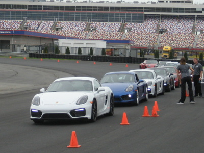 Porsche World Roadshow