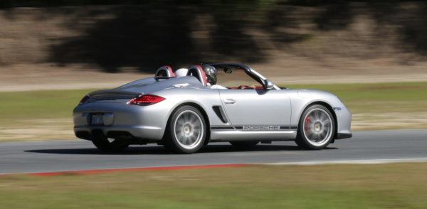 987 Spyder at Roebling Road